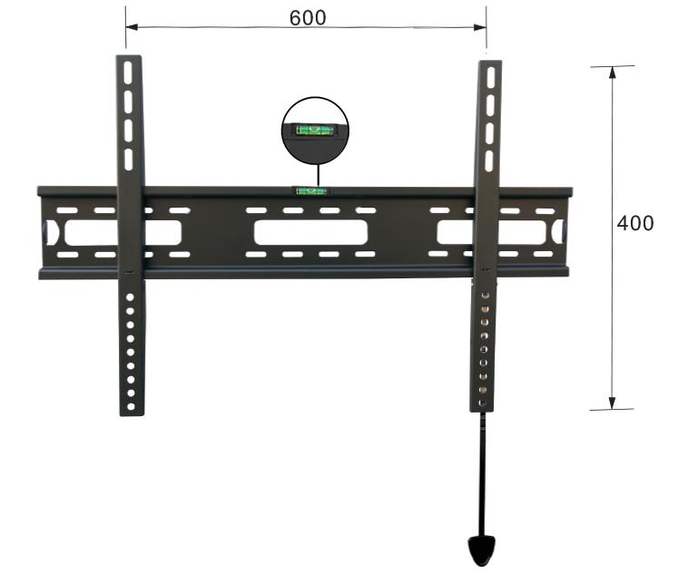 wandhalterung lcd tv monitor halterung neigbar schwenkbar. Black Bedroom Furniture Sets. Home Design Ideas