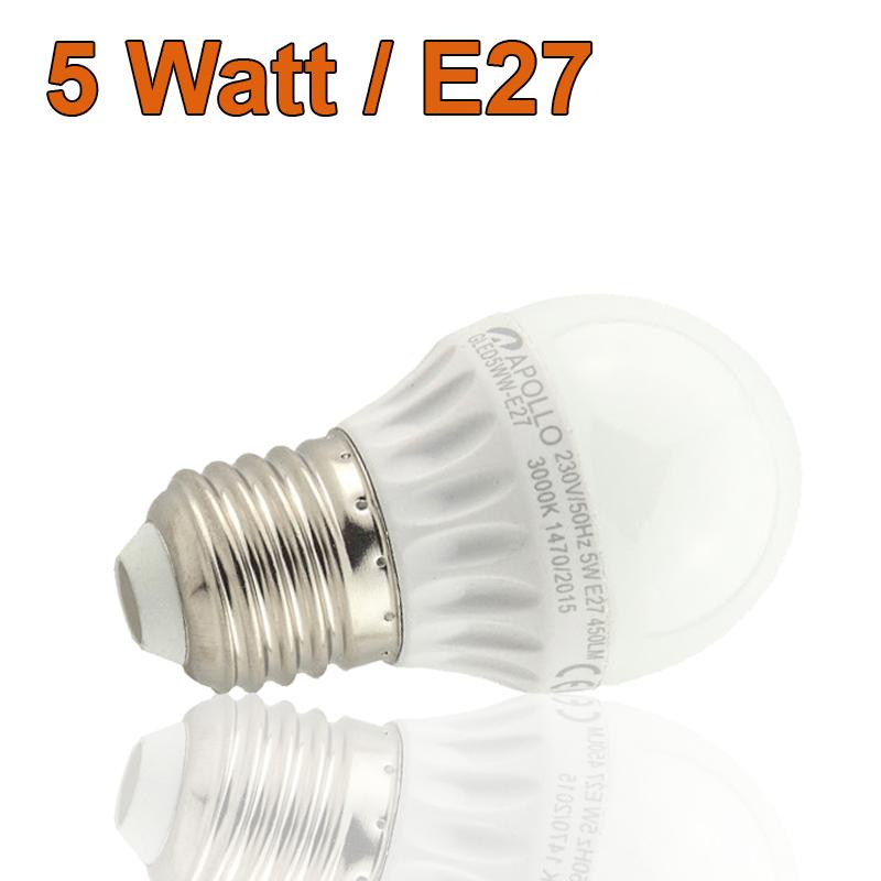 led lampe e 27 in kugelform apollo gaia 5 watt. Black Bedroom Furniture Sets. Home Design Ideas